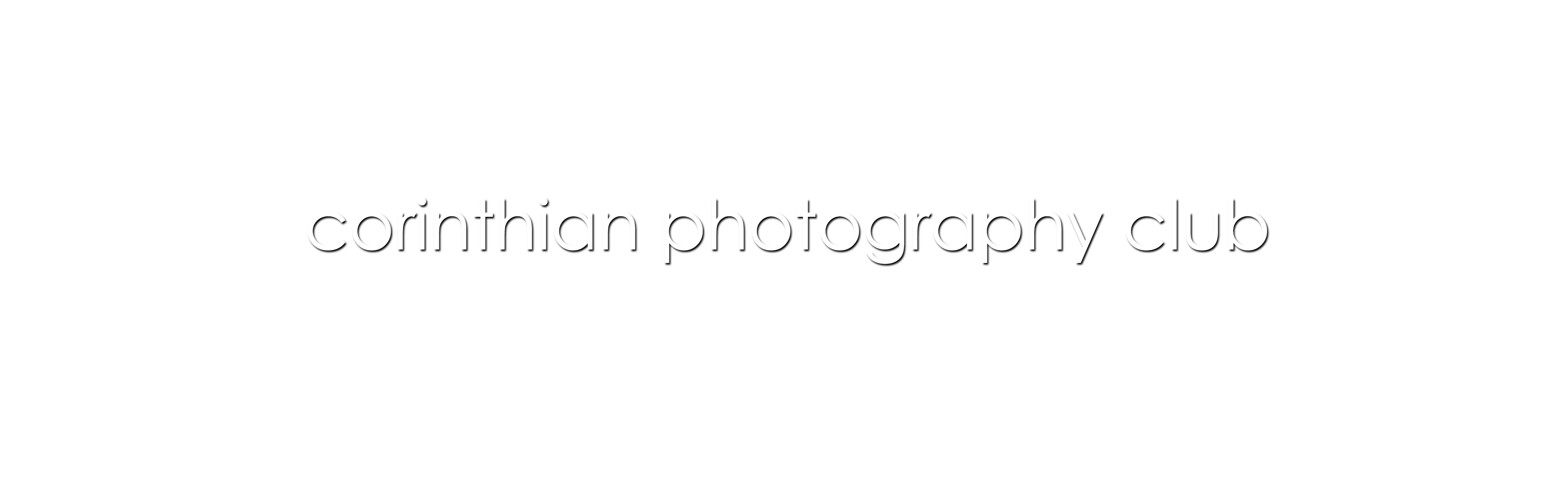 Corinthian Photography Club
